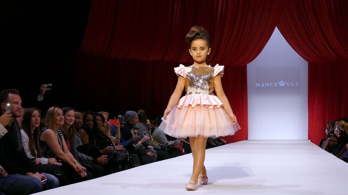 Kids on the Catwalk