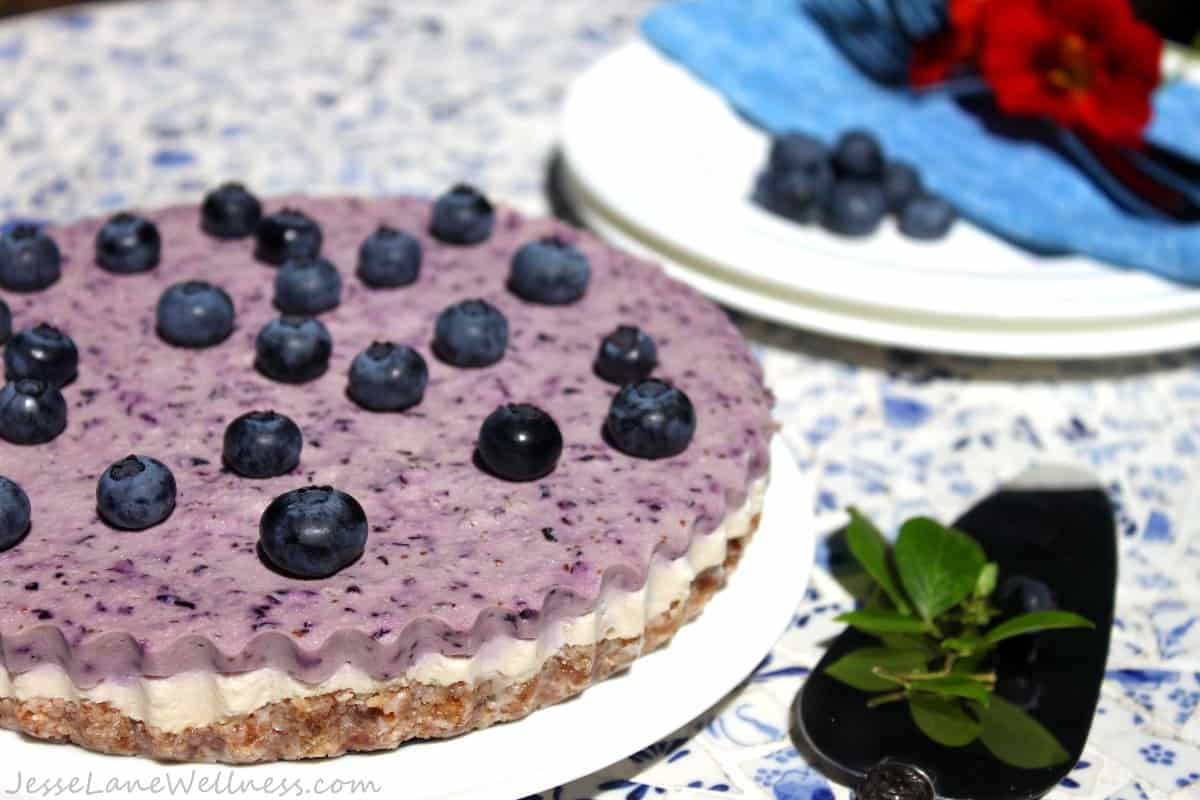 Raw-Blueberry-Cheesecake-by-@JesseLWellness-vegan