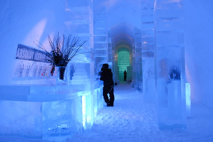 Cool as Heck: We Review Sweden\'s ICEHOTEL - Eluxe Magazine