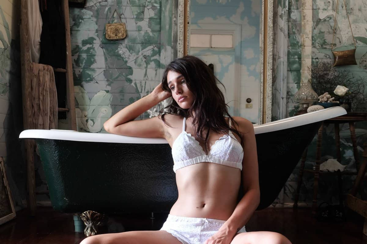 Sexy, Sustainable Lingerie