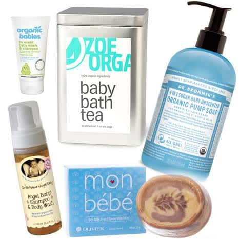 Organic Skincare Products for Babies