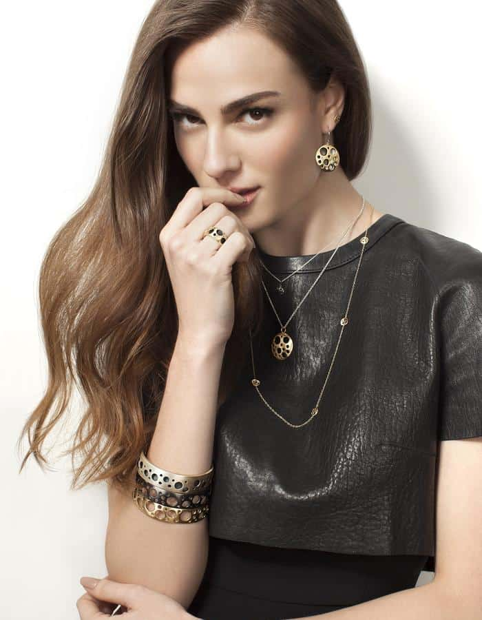 upcycled jewelry brands