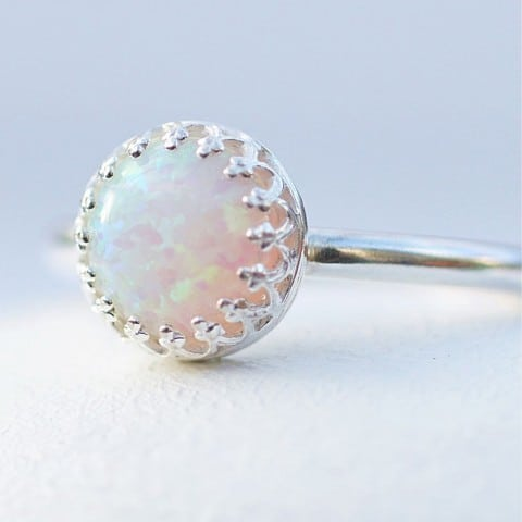 white-opal-and-sterling-silver-ring
