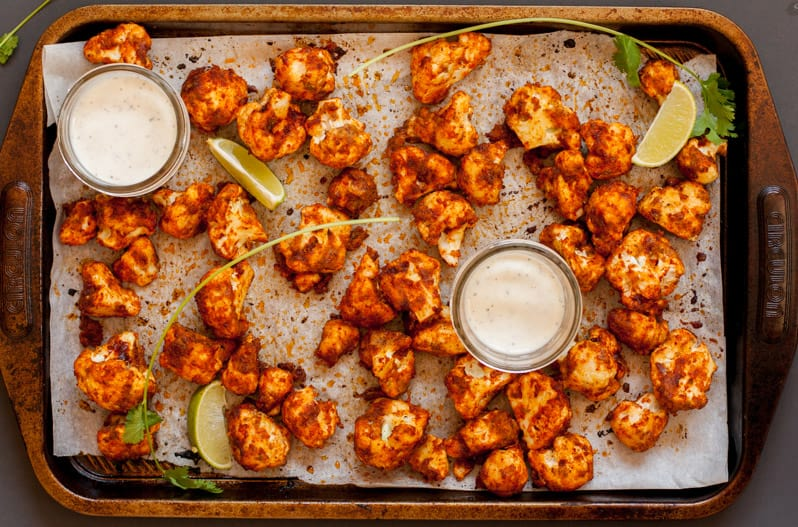Honey-Lime-Cauliflower-Hot-Wings-3
