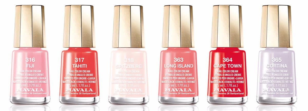 Nail Shapes & Shades for Summer 2016 - Eluxe Magazine