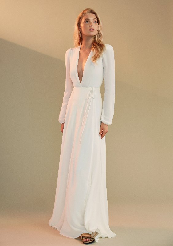 Reformation Wedding Dresses To Really Fall For