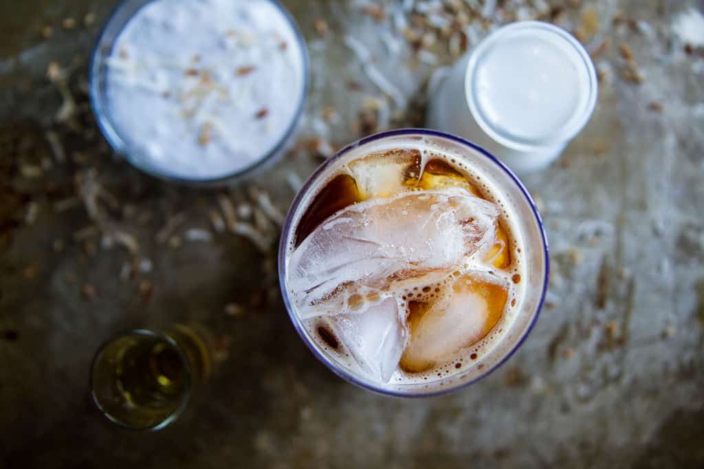 Coconut-Rum-Iced-Coffee