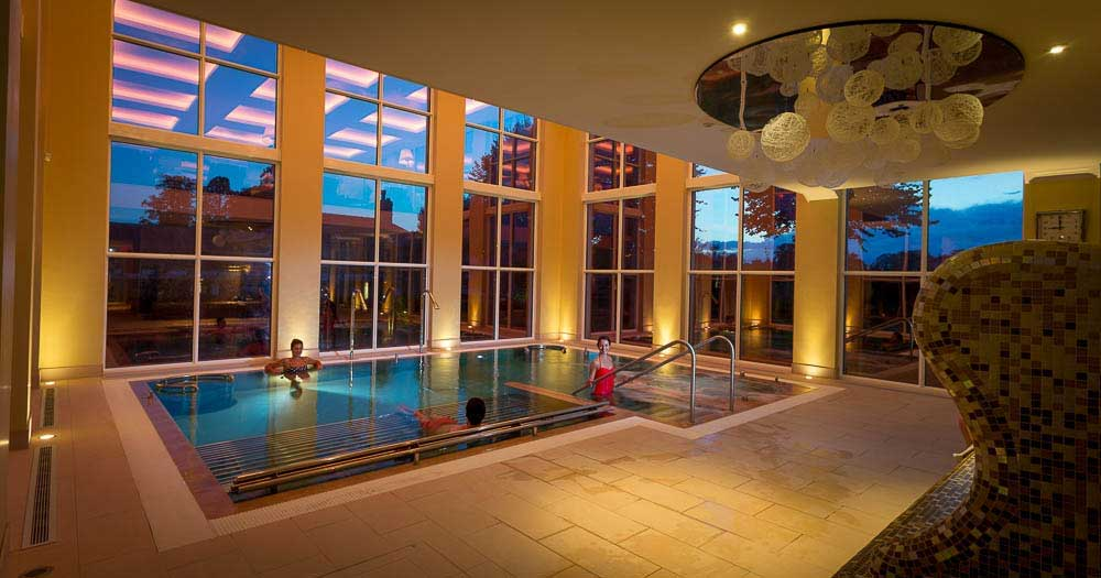 Spa Getaway Review Bedford Lodge Eluxe Magazine