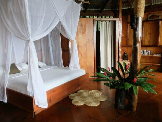 eco hotels in Dominica