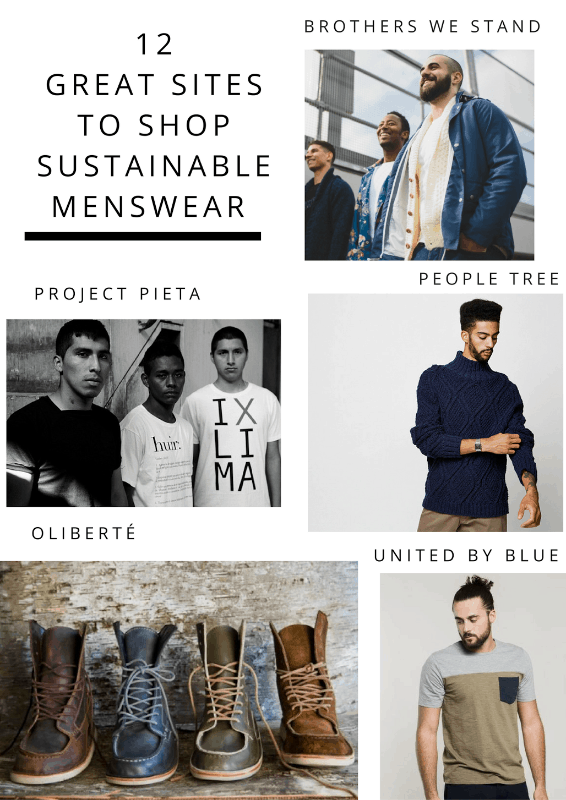 The Best Sustainable Menswear Brands
