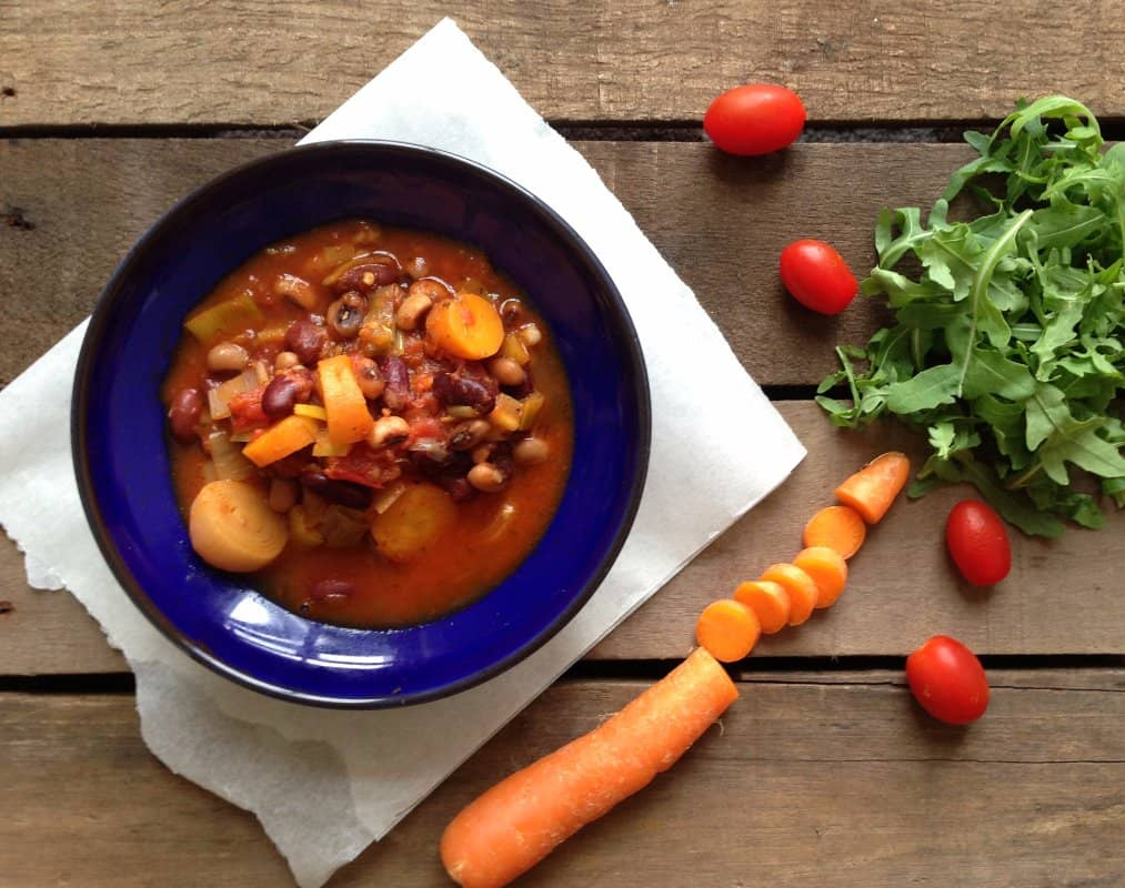 vegetarian-bean-stew-recipe