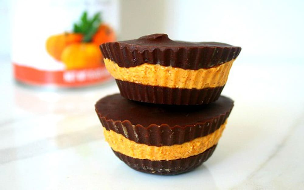 chocolate-pumpkin-cups