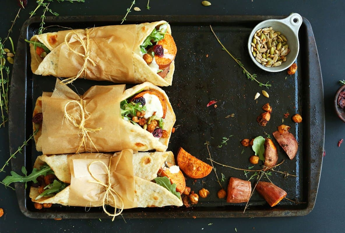 vegan Thanksgiving recipe ideas