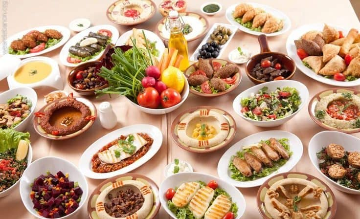 Mezze mania 33 vegan middle eastern recipes eluxe magazine 33 vegan middle eastern recipes forumfinder Image collections