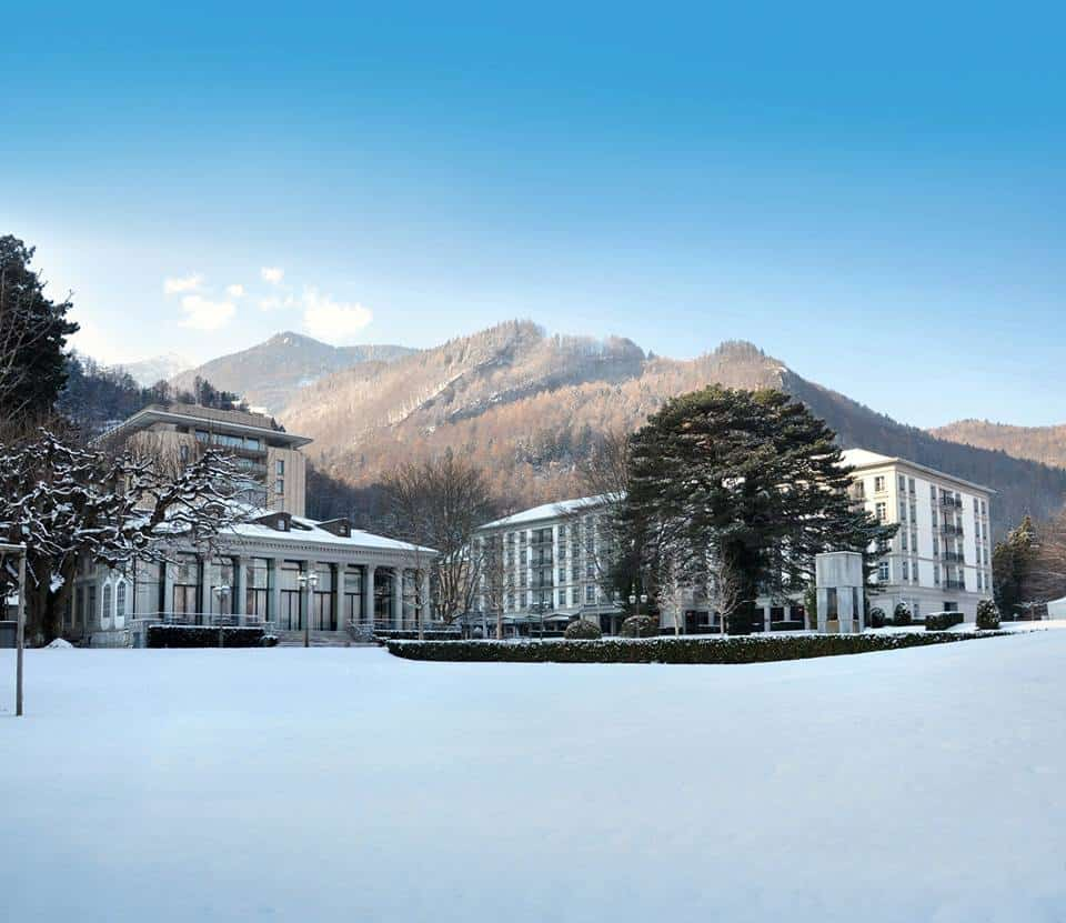 Grand Resort Bad Ragaz, Switzerland
