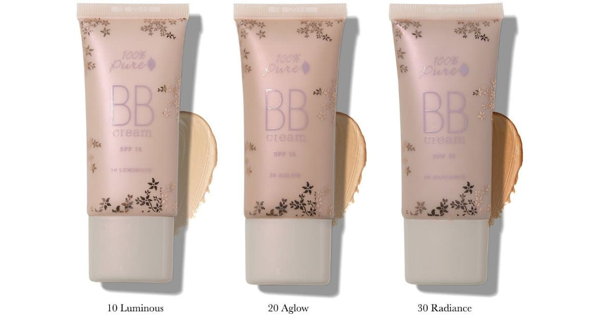 best natural and organic BB creams