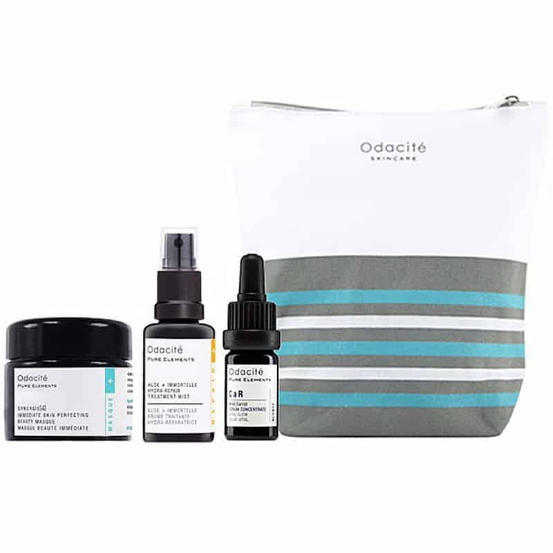 Organic Beauty Travel Sets