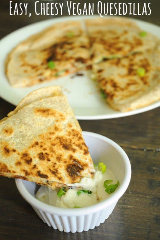 Easy-Cheesy-Vegan-Quesedillas