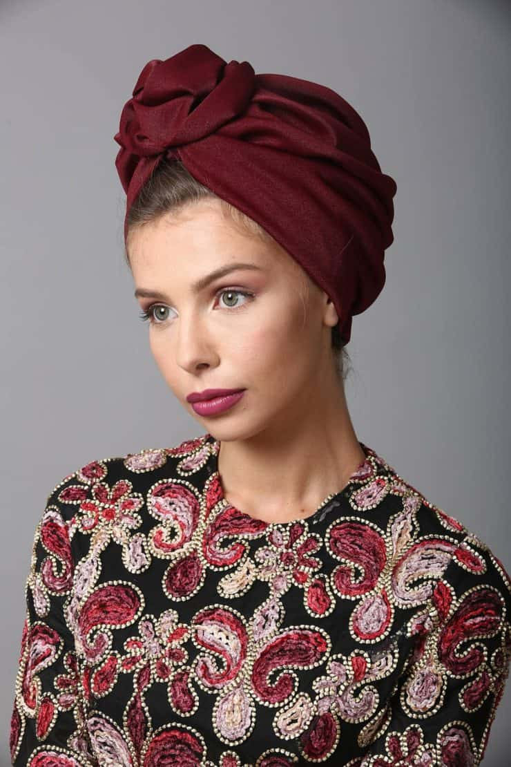 How To Wear A Turban