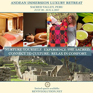 Andean Immersion Luxury Retreat