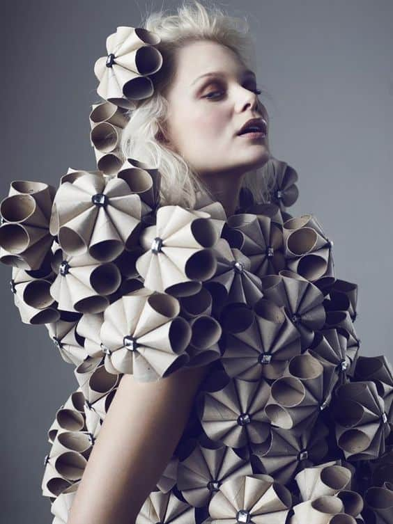 10 Paper Fashion Designers Who Will Blow Your Mind Eluxe Magazine