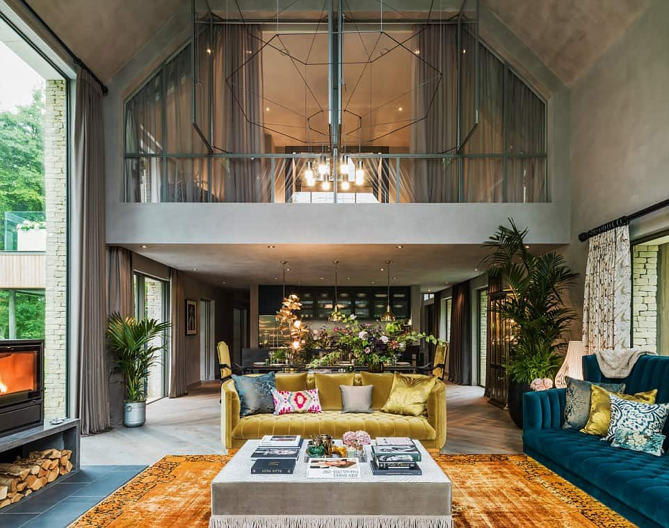 De Haute Qualite Eco Resort Inspired Interior Design Ideas