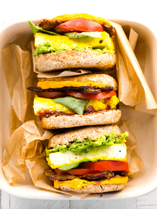 Creative Vegan Sandwich Recipes