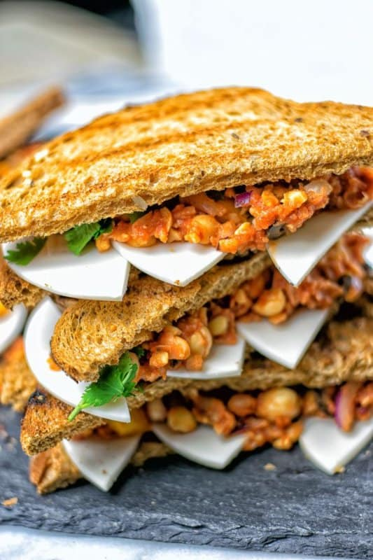 Vegan Sandwich Recipes