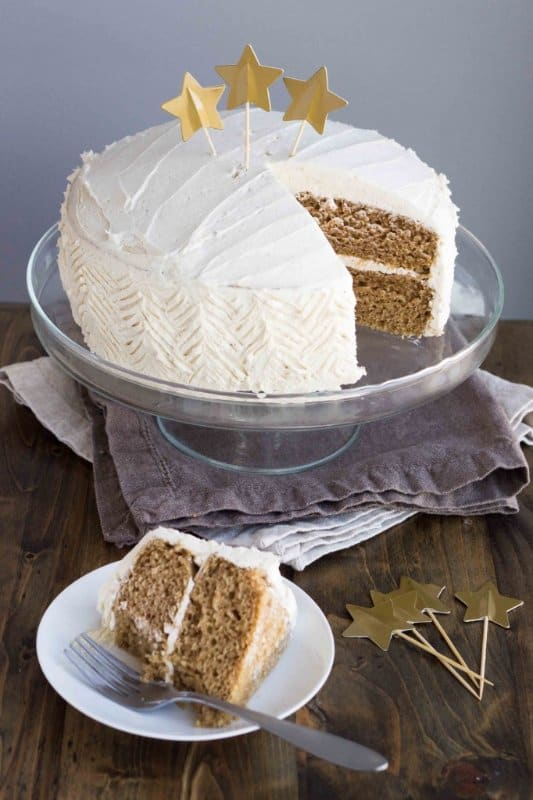 Fancy vegan cake recipes