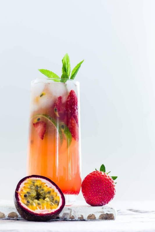 vegan mocktail recipes