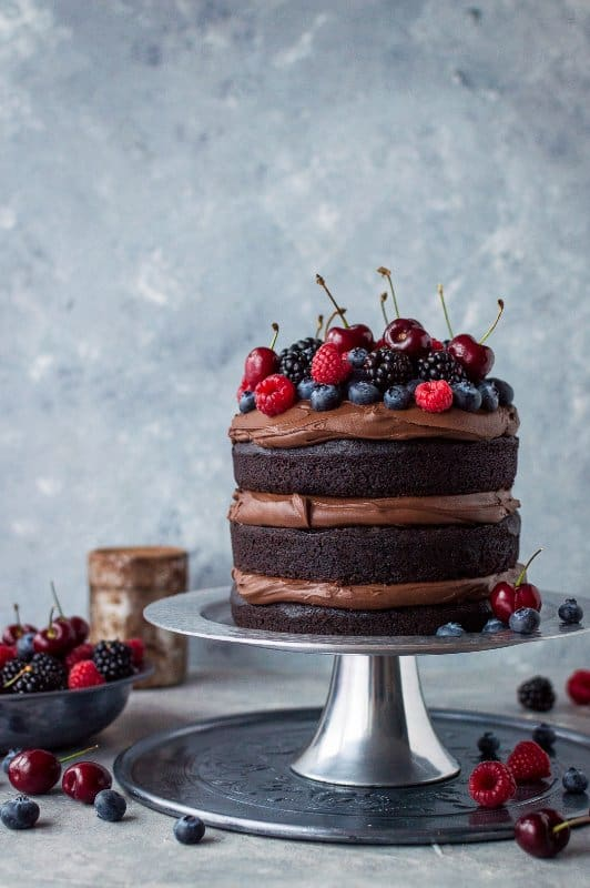 Vegan Birthday Cake Recipes