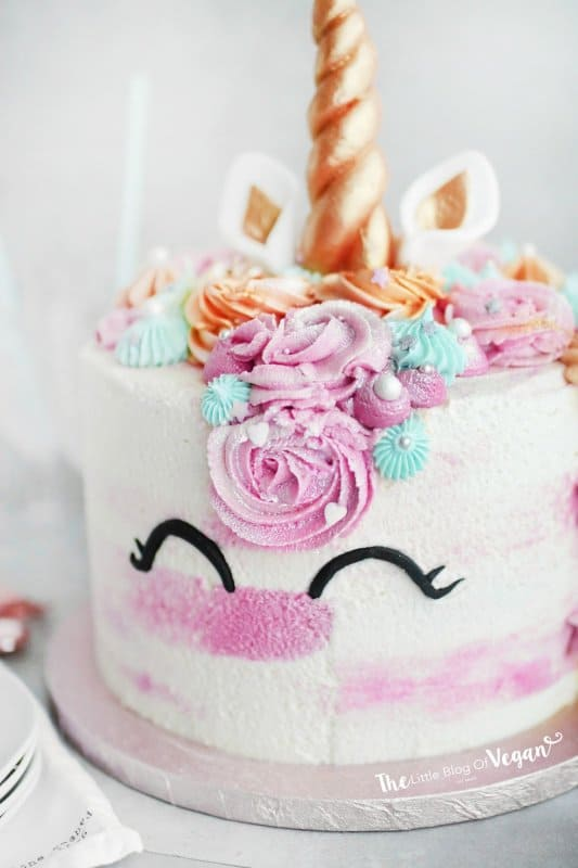 30 Beautiful Vegan Birthday Cake Recipes For Super Celebrations ...