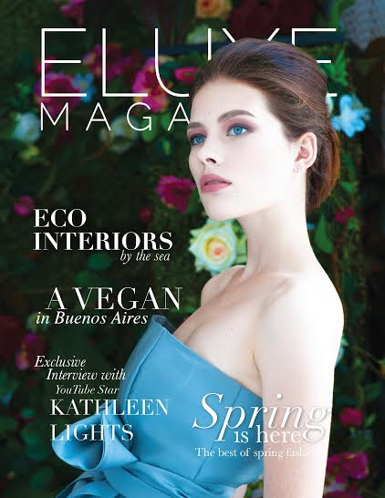 Eluxe Magazine Spring Issue