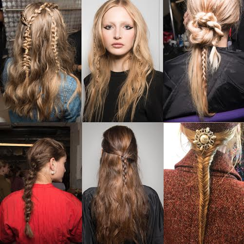 braided hair looks