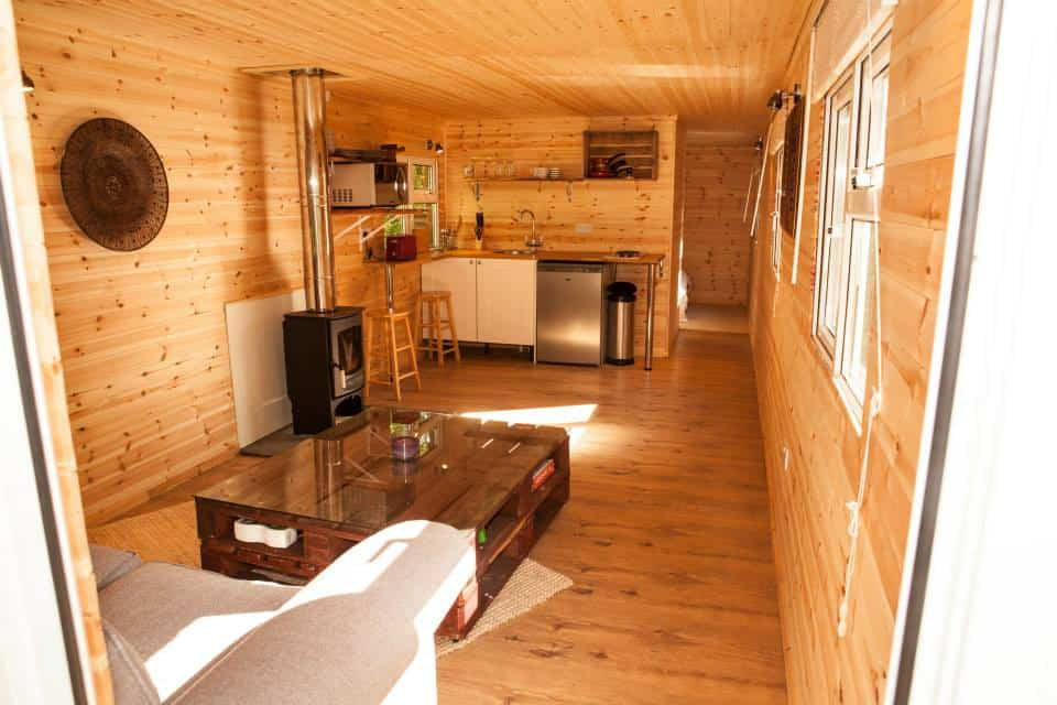 5 Tiny Home Ideas Using Upcycled Materials