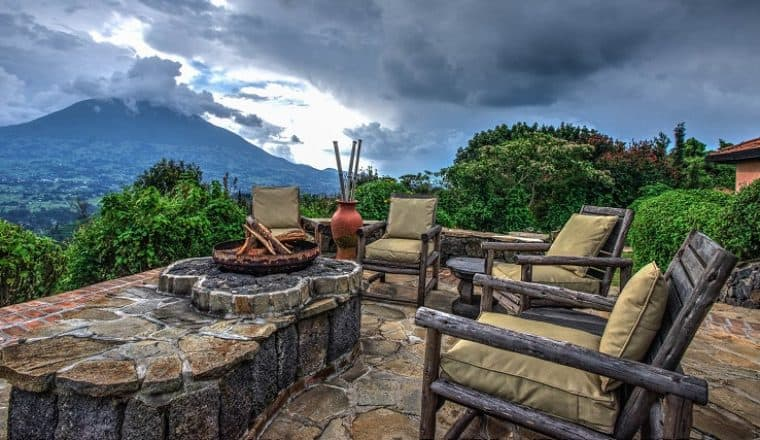 Eco Luxury Lodges in Rwanda