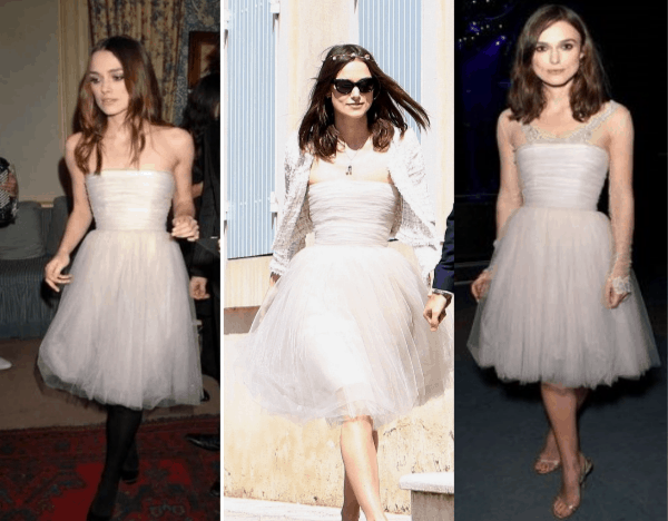 Celebrities Who Recycle Their Red Carpet Looks