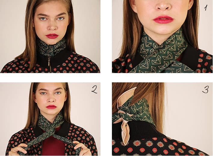 6 Ways To Wear A Scarf