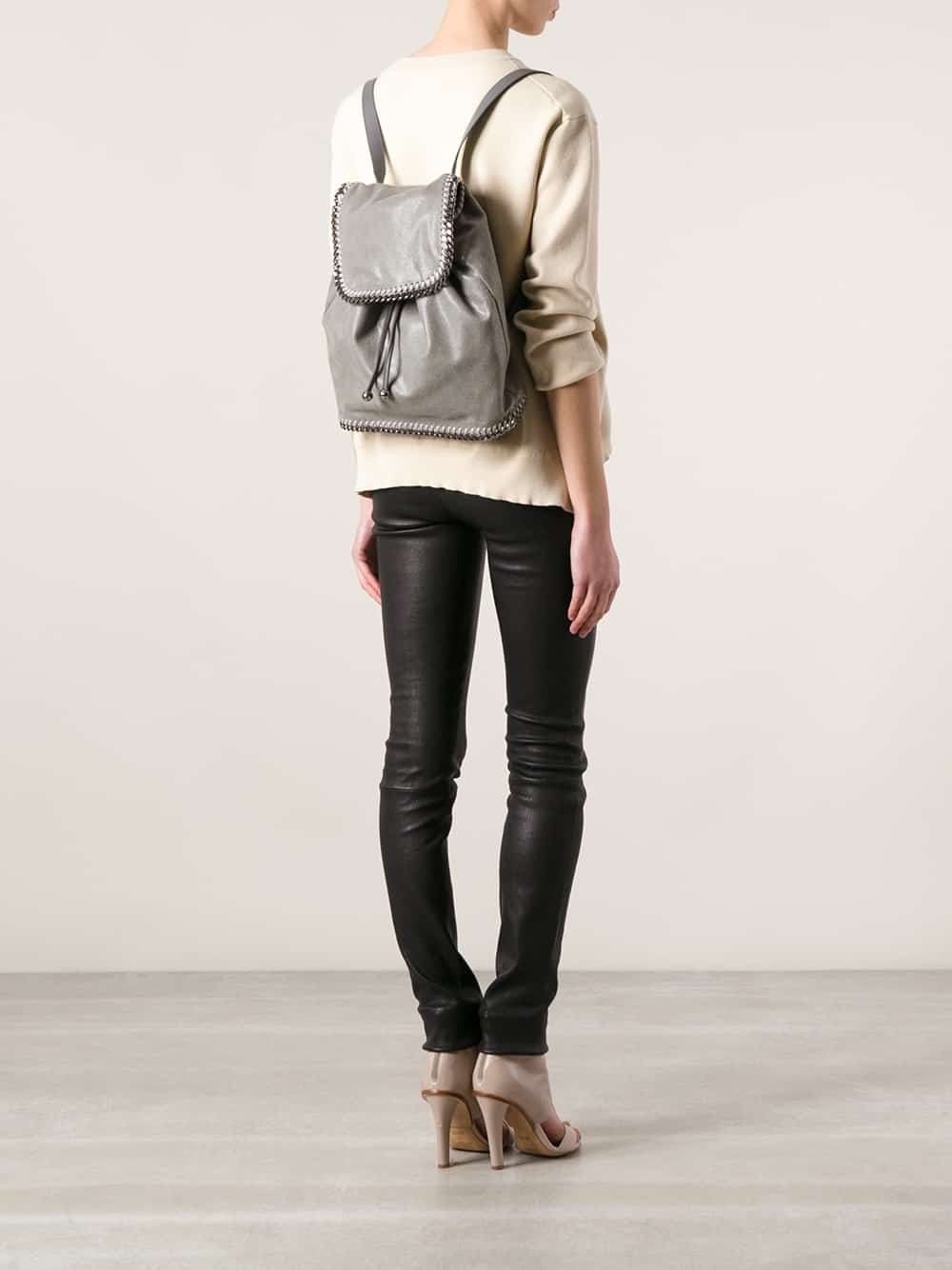 stella mccartney vegan backpack