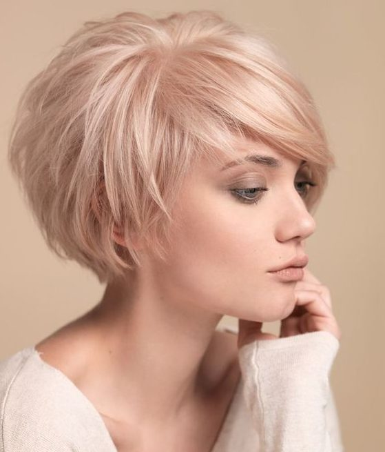 7 Chic Short Hairstyles For The New Year Eluxe Magazine