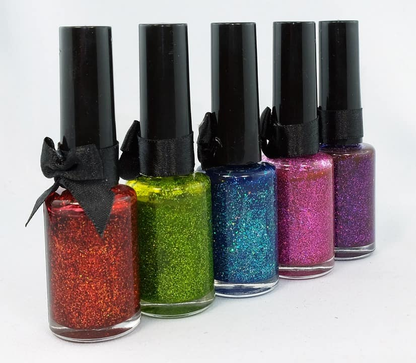 Glitter Nail Polish Is The New Microbeads