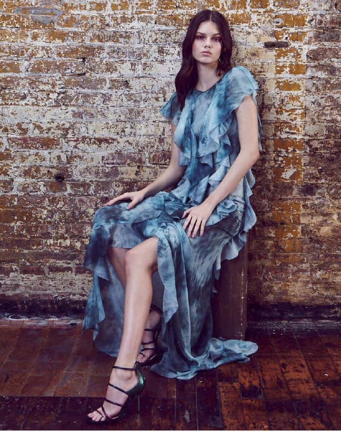 ethical evening dresses