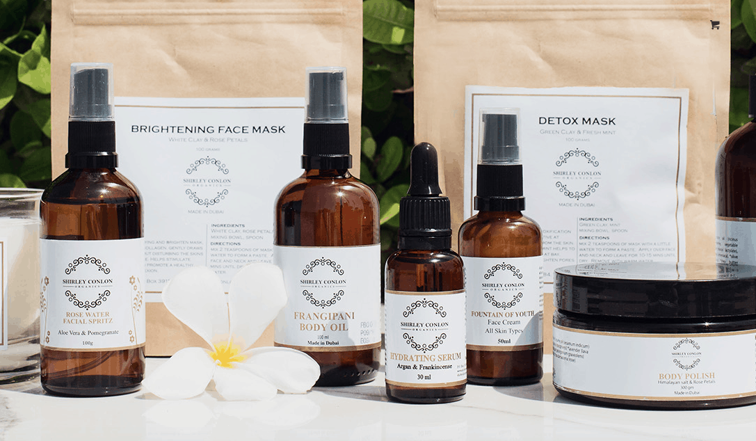 Natural Beauty Brands From The Middle East