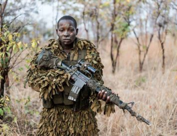 Female Anti Poaching Team