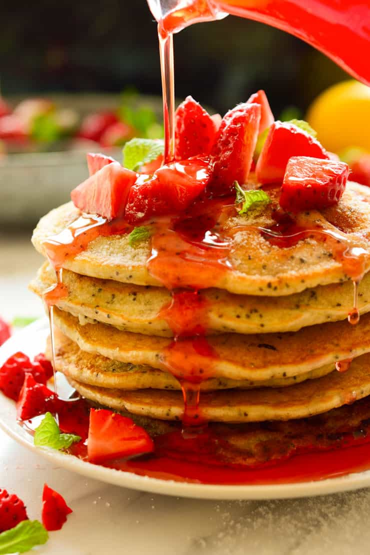 Vegan Pancake Recipes