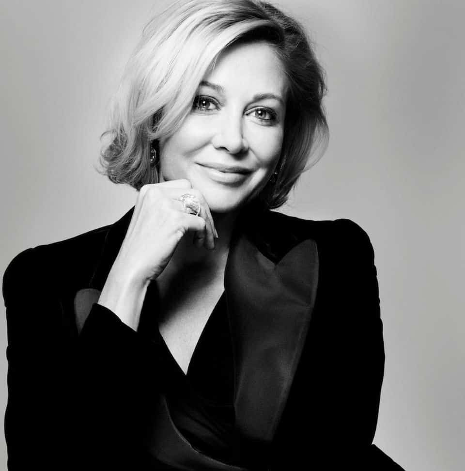 Our Exclusive Interview With Nadja Swarovski