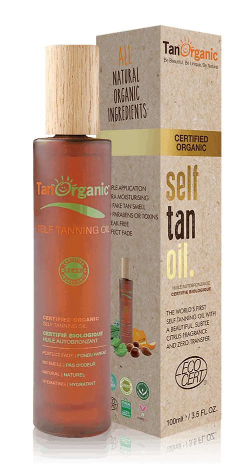 organic self tanning products
