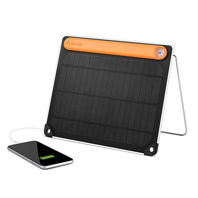 Sustainable Camping Essentials bolite charger