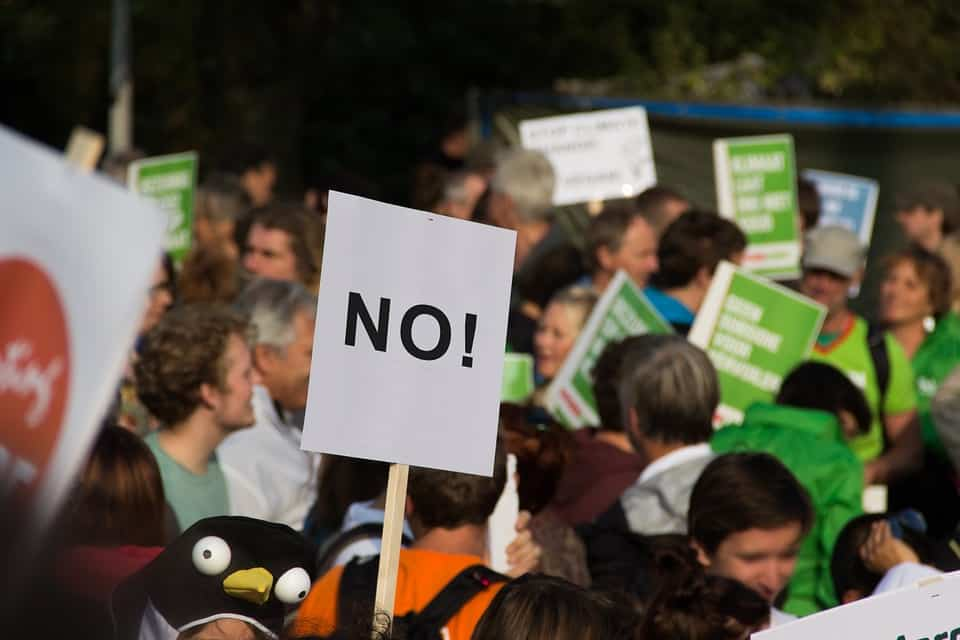 Why The Climate Strike Is A Useless Act