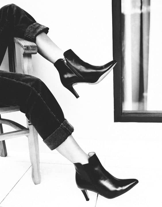 vegan ankle boots